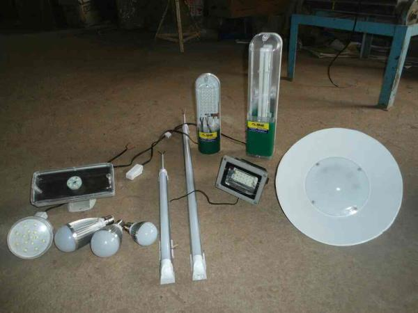 G SOLAR DC LED Bulbs, Tilt Light, Feiry lite, Focus Flood light Tubes  - by G SOLAR, Hubli