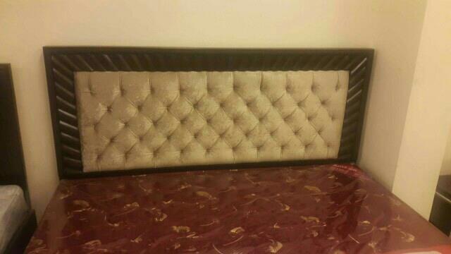 teak wood bed quilting bed at shagun decor mansarovar Jaipur - by Shagun Decor, Jaipur