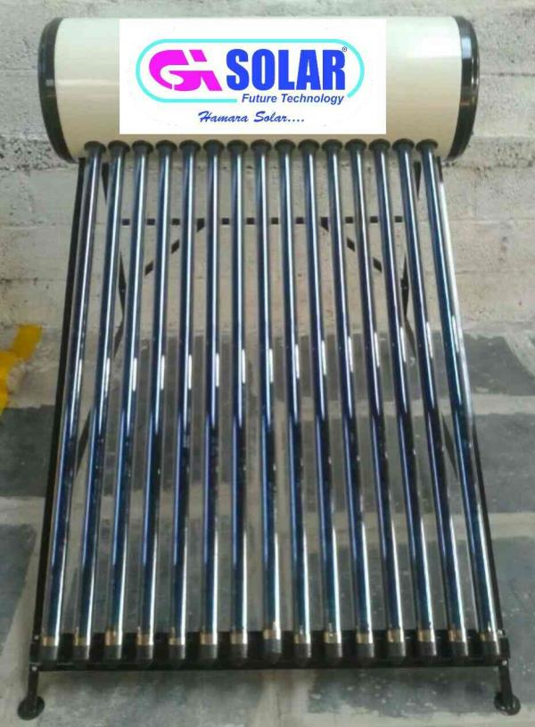 G SOLAR Water Heater  - by G SOLAR, Hubli