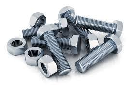 """Bolts     We are engaged in manufacturing wide range of Bolts such as stud bolts, square bolts, anchor bolts, T-head bolts and structural bolts. Our bolts are available in sizes range from M12 to M150 & 1/2"""" to 6"""". These bolts can als - by Surya Metal Industries, Anand"""