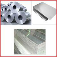 Sheets, Plates & Coils Our organization is involved in manufacturing, exporting, trading and supplying a extensive range of Sheets & Plates to our clients. Used in various industrial applications, these plates are manufactured by the experi - by Surya Metal Industries, Anand