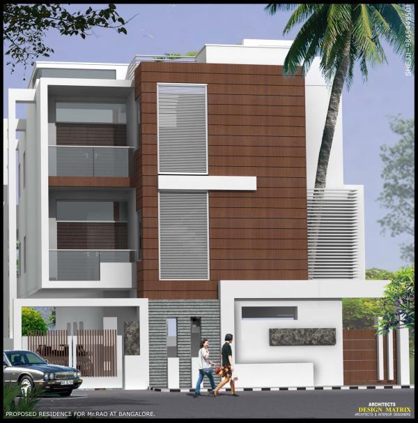 renovation of residence at vijaynagar. - by Design Matrix, Bengaluru