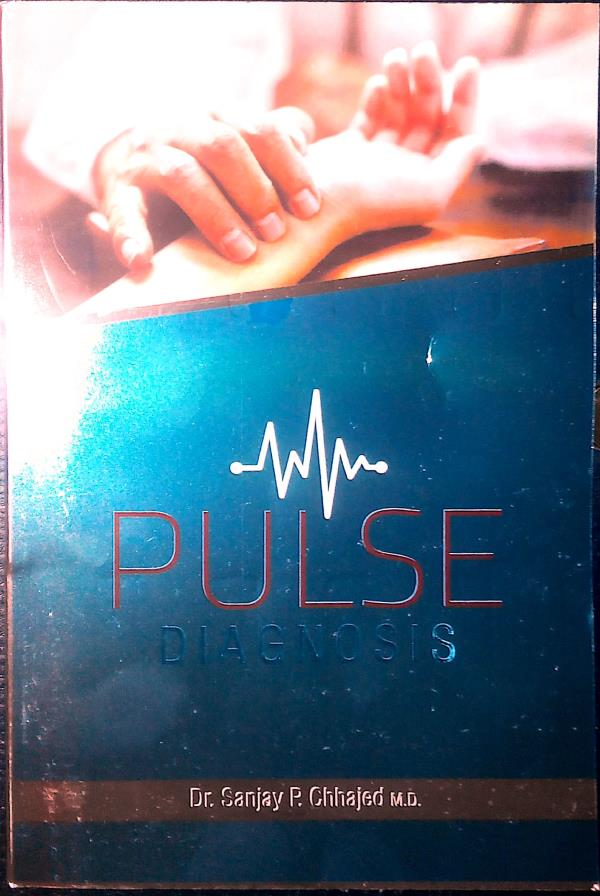 The only center providing professional training in PULSE DIAGNOSIS based on the book - by Chhajed Ayurveda Center & Academy, Mumbai