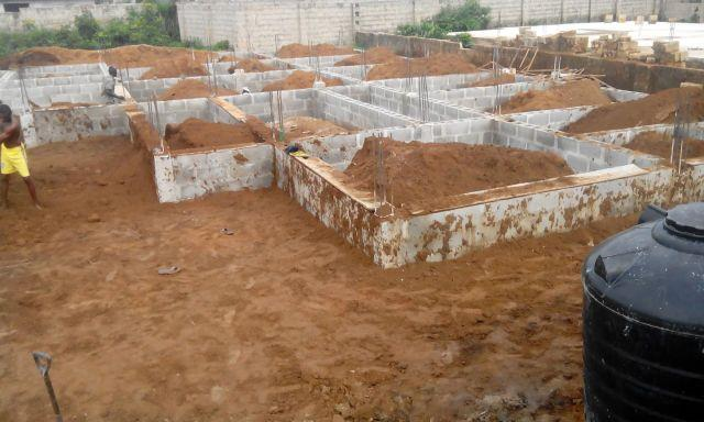 On-going Project In Uyo, Akwa-Ibom - by Greyfield Integrated Services, Lagos