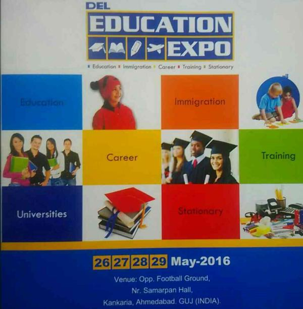Our upcoming Event - by Deleduexpo, Ahmedabad