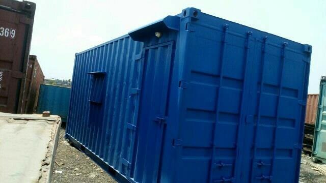 we are the Best Manufacturers of Container Office in Chennai. - by 4Square Container Services, Chennai