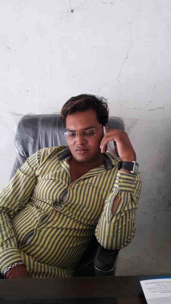 Meet mr jignesh patel proprietor of Unique Machinery in vatva Gidc ahmedabad Gujarat india - by Unique Machinery, Ahmedabad
