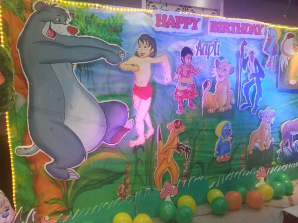 best birthday party organizer in bangalore - by Sonu Party& Events, Bangalore