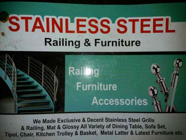 Stainless Steel Railing and Railing Acessories Manufacturers in Rajkot - by Shiv Drashti Steel, Rajkot