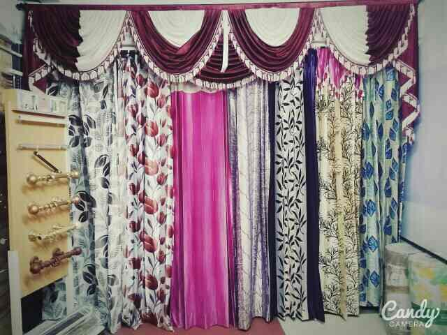 #CURTAIN  - by ABITHA COIR MAT, Salem