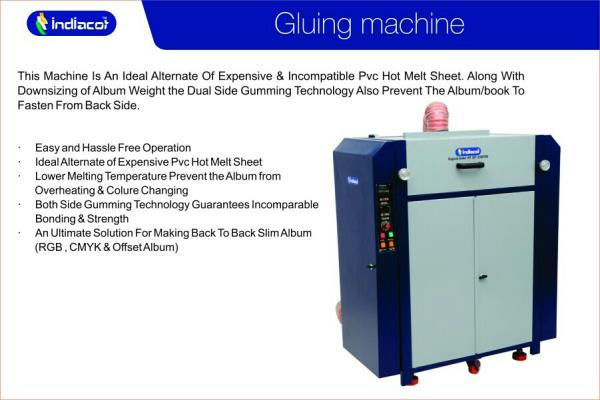 we are one of the best manufacturer of Lamination Machine in Rajkot. - by Indiacot, Rajkot
