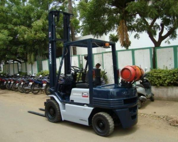 For Servicing and Repairs of Forklifts Nissan, Toyota, Komatsu, Daewoo, Godrej and many more call us for quick action. - by Forklifts | Suppliers | Services | Spare Parts | Andhra Pradesh, Visakhapatnam