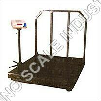 we deals in best quality platform scales in india  - by Techno Scale Industries , Ahmedabad