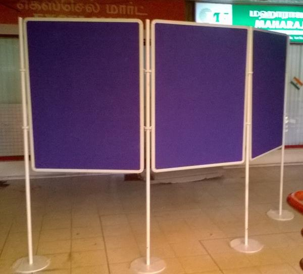 Exhibition Display Sign board.  - by Excel Mart, Chennai