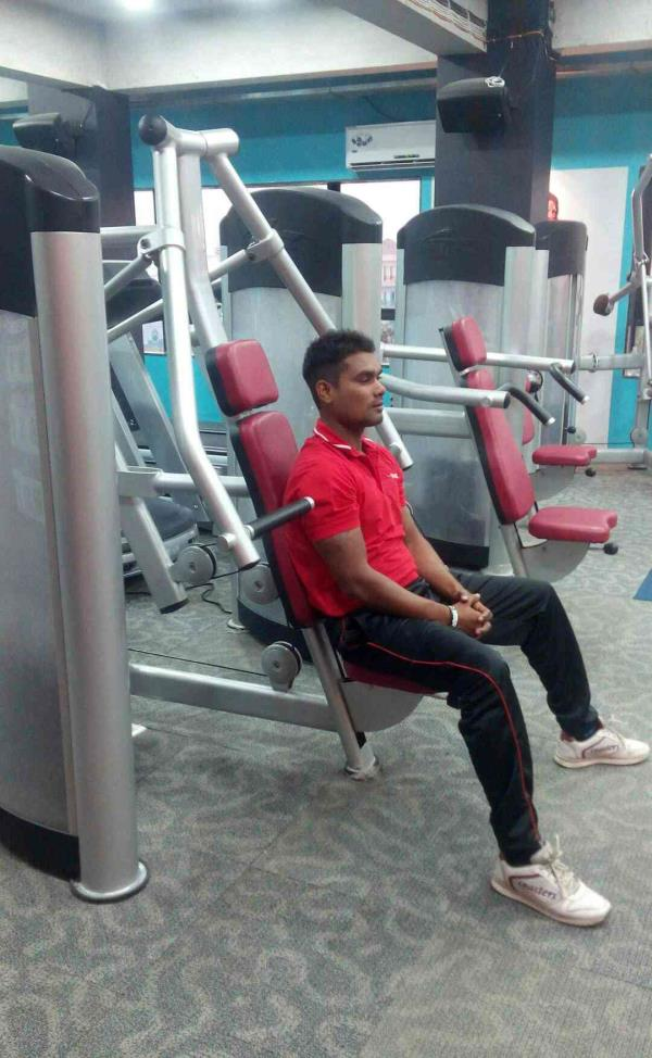 we our gym provides best equipped gym in Vadodara - by Our Gym, Vadodara
