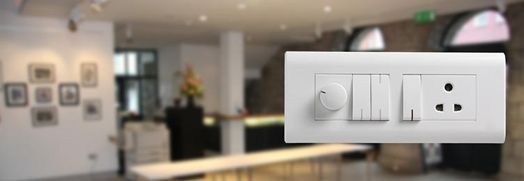 Electrical switch Dealer in chennai - by Divya Electricals, Chennai