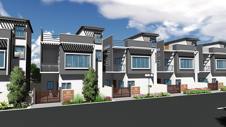 3bhk duplex villa in JP Nagar - by Cementech Infrastructure Pvt Ltd, Bangalore