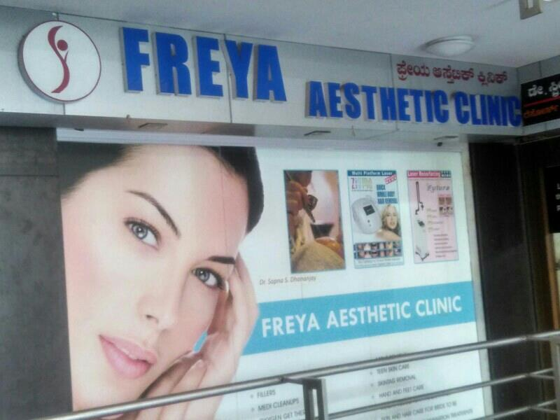 cosmetic surgery in Mangalore  all types of cosmetic treatment Dane hear - by Freya Aesthetic Clinic, Mangaluru