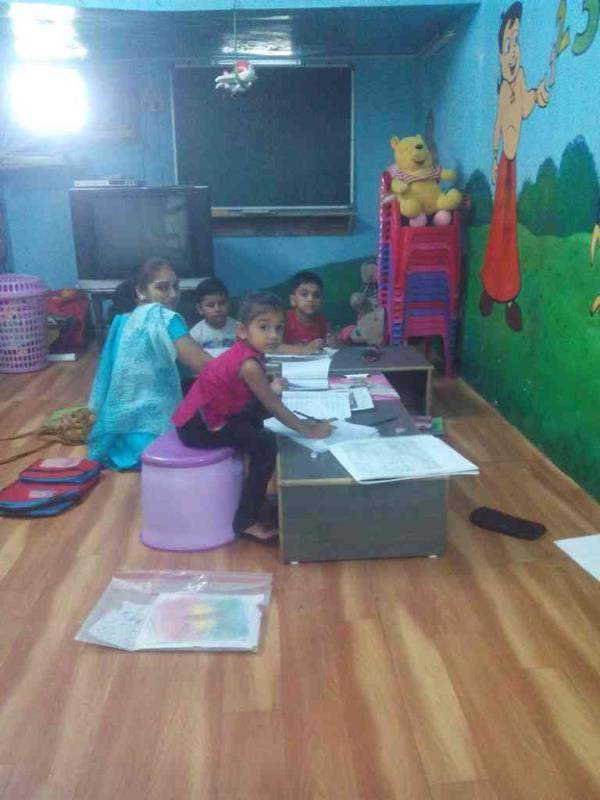 We have held Summer Camp at Kinderland Academy in Manjalpur, Vadodara, Gujarat. - by Kinderland Academy, Vadodara