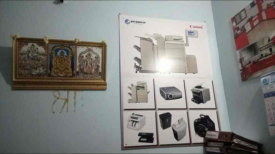 canon printers dealers in bangalore - by Spanco Technologies, Bengaluru