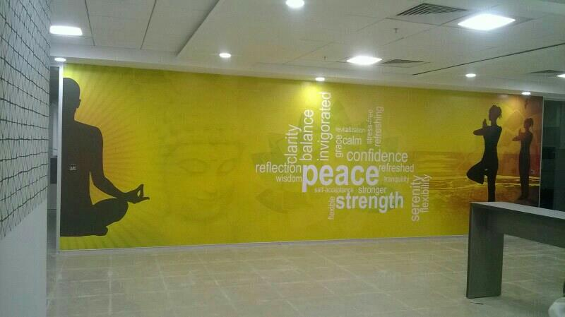 customized wall graphic - by Dream Ideas, Bangalore