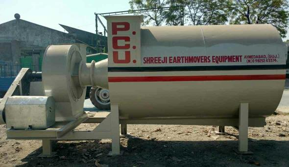 pollution control unit - by Shreeji Earthmovere Equipment, Ahmedabad