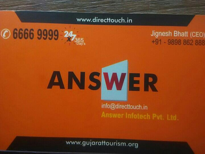 Contact for Best consultant for business intelligence solution, to know more... www.answerinfotech.com - by Answer Infotech I 9898862888, Ahmedabad