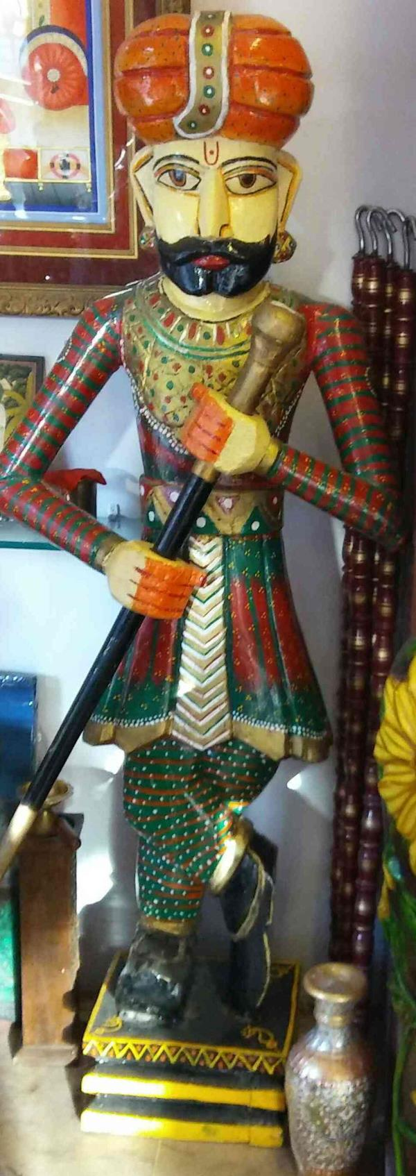 Handi craft products in alkapuri , vadodara, gujarat. - by Kala Gurjari, Vadodara