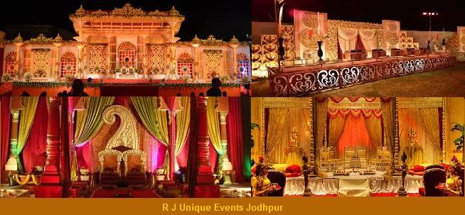 We Plan Your Wedding on conceptual base by unique mixtures of tradition and modernization.   Jodhpur    - by Rj Unique Events, Jodhpur