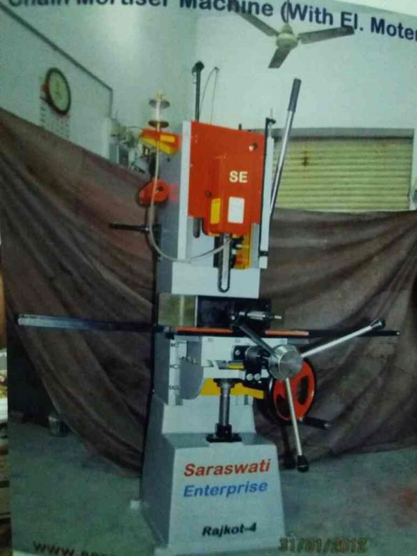 Saraswsti Enterprise offer Chain Motoriser Machine Manufacturers in Rajkot-Gujarat With Good Quality - by Saraswati Enterprise, Rajkot
