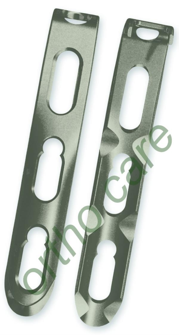 FROM WHEELS TO HEELS .  CARE LOCKING PLATES  WE ARE LEADING MANUFACTURERS AND EXPORTERS OF ORTHOPEDIC / ORTHOPAEDIC IMPLANTS AND INSTRUMENTS IN DELHI , INDIA .  LOCKING HOOK  PLATE 3.5MM   EMAIL : parth@orthocare.in  WEBSITE : www.orthocare - by Ortho Care, New Delhi