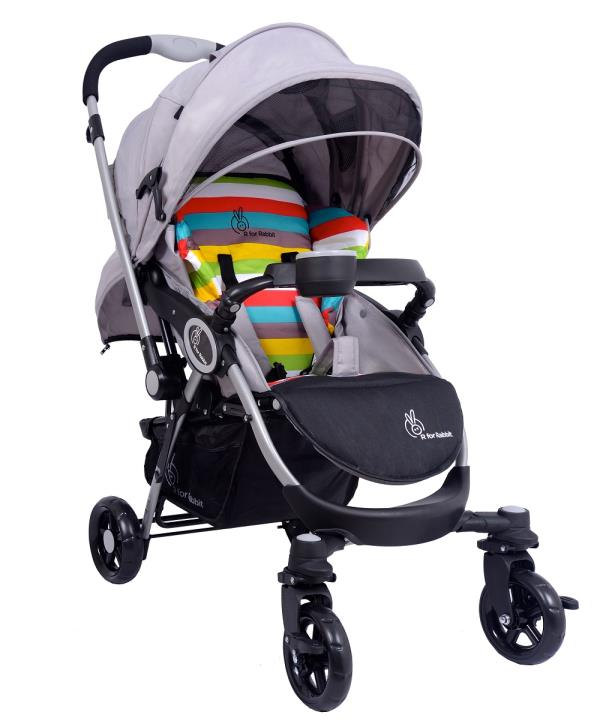 baby stroller  - by Welcome to R for Rabbit, Ahmedabad