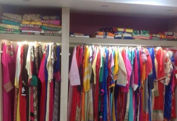 We have ethnic wear as well - by Payal Boutique, Ahmedabad