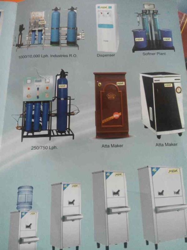 Global Water Service Supplier and Traders of GLOBAL Brand Donestic Ro, industrial Ro, Dispenser, Softner, Water cooler in Rajkot-Gujarat - by Global Water Services, Rajkot