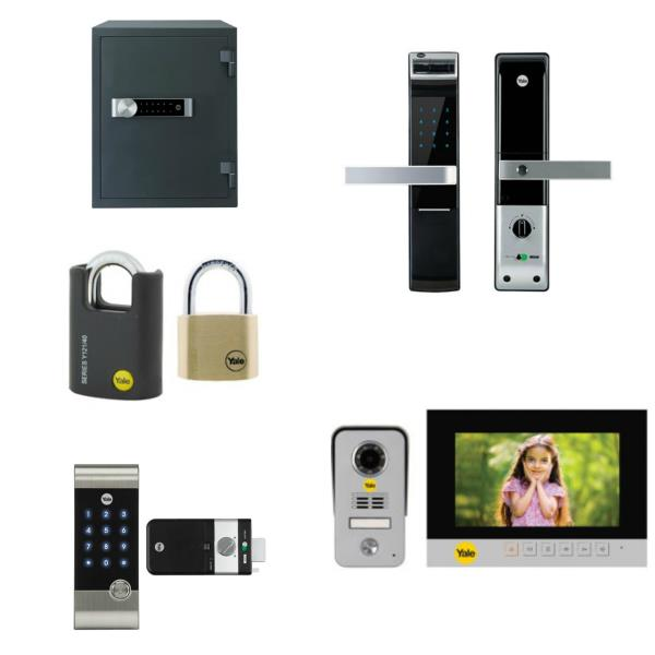 Yale Digital Door Locks, Yale Safes, Yale Locks, YDR414, YDD424, YDR4110, YDR3110, YDD324, all Yale Products in Bangalore are readily available - by Masterpiece, Bangalore