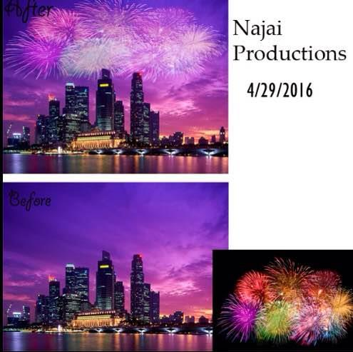 Photoshop - by Najai Productions,