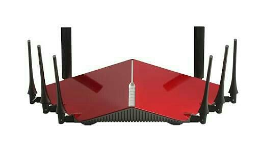 AC5300 Ultra Wi-Fi Router  DIR-895L/R    –Ultimate Wi-Fi Performance:Stream HD multimedia across your home without interruption –SimultaneousTri-Band:Deliver faster Wi-Fi speeds of up to 5332Mpbs (1000Mbps + 2166Mbps + 2166Mbps) – - by Nayan computer, Ahmedabad