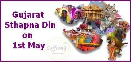 #happy #gujarat #sthapna #din #1st #may #from #caffein #baroda - by Caffein More than Coffee, Vadodara