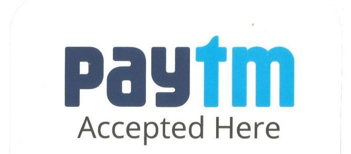 We now accept PAYTM CASH - by FOAM PLAZA     | Mattress, Foam, Accessories, Upholstery Dealers, Ahmedabad