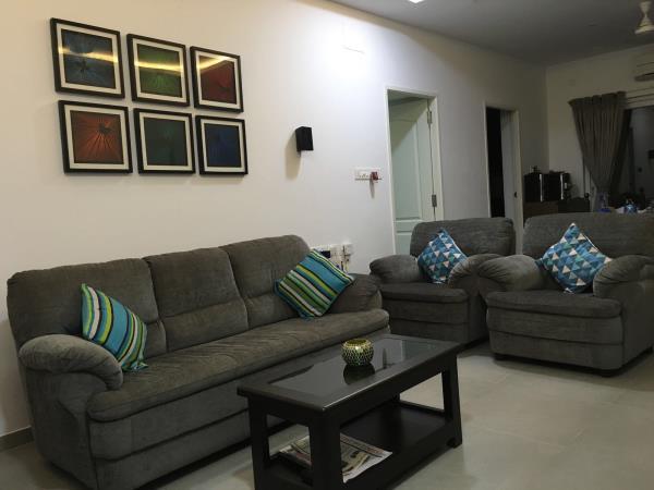 living room - by Design Loop, Chennai