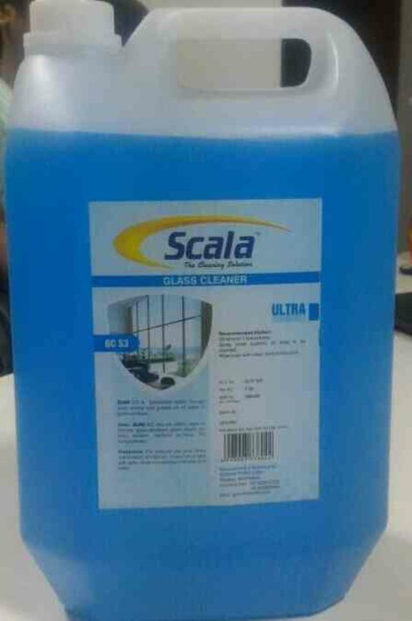 SCALA- The cleaning Solution introducing our best and unique cleaning product as glass cleaner  - by Gujarat Petrochem , Ahmedabad