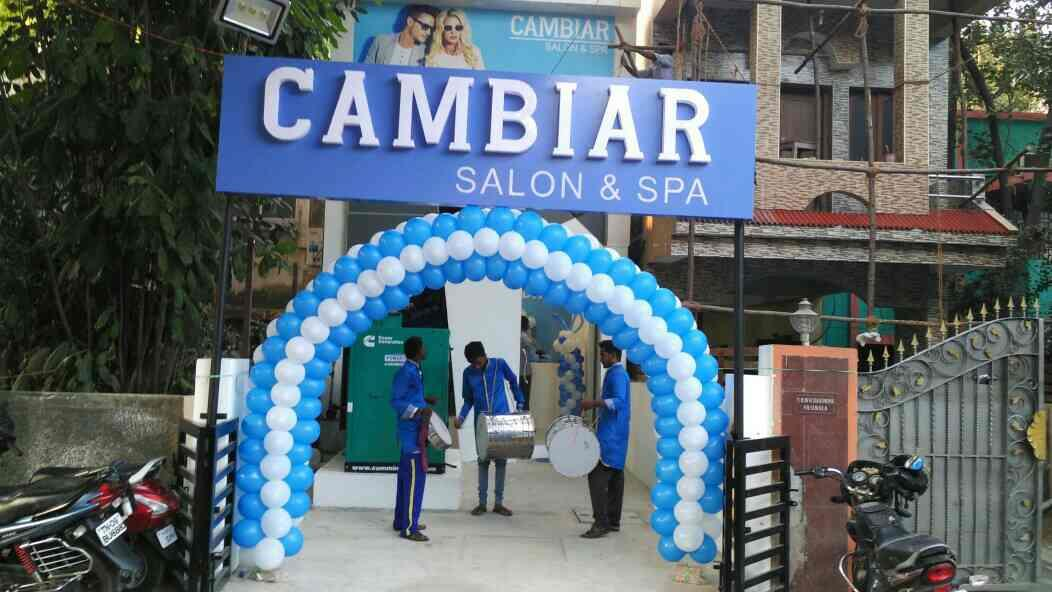 We are the Best Beauty Parlour in Ashok Nagar - by Cambiar Salon and Spa, Chennai