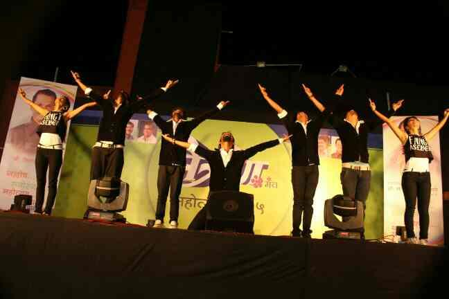 events  kolhapur - by D ERA DANCE STUDIO, Pune