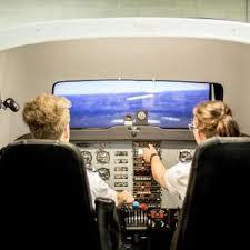 This Emirates Aviation Experience, is the first of its kind globally, located at the south side of the Emirates Air Line in London, covering an area of almost 300 square metres we aim to provide an insight into the operations and modern ach - by Emirates Aviation Experience, Greater London