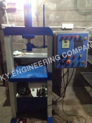 http://www.skypaperplatemakingmachines.com/hydraulic-paper-plate-machine.html - by Paper plate making hydraulics machine, New Delhi