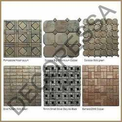 Stone Mosaics supplier in Bangalore.   Leading Manufacturer and Exporter from Bengaluru, our product range includes Stone Mosaics such as Green Slate Mosaic, Mosaics Of Slate, Mosiac Of Sand Stone, Mosaic of Marble, Mix Color Mosaic, Autumn - by Decoressa- The Stone Boutique, Bengaluru