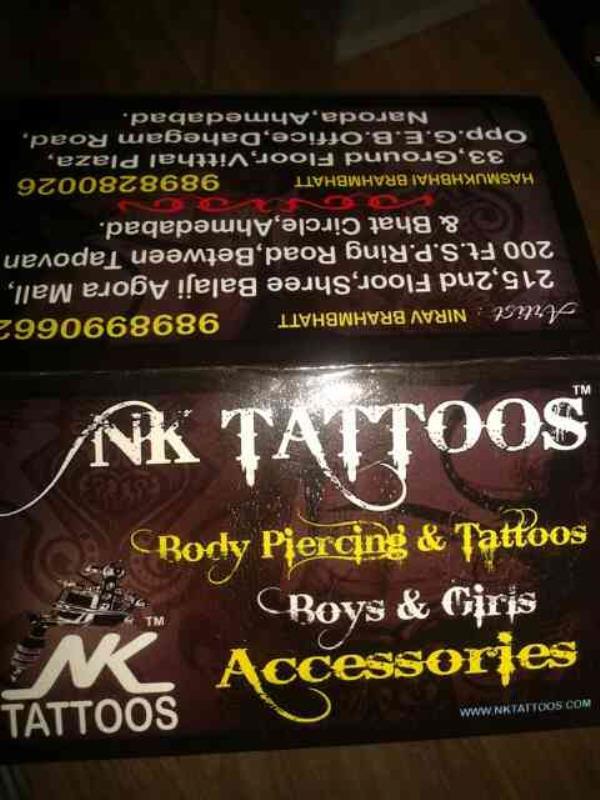 we are providig body tattoos  - by Nk Tatoos, Ahmedabad
