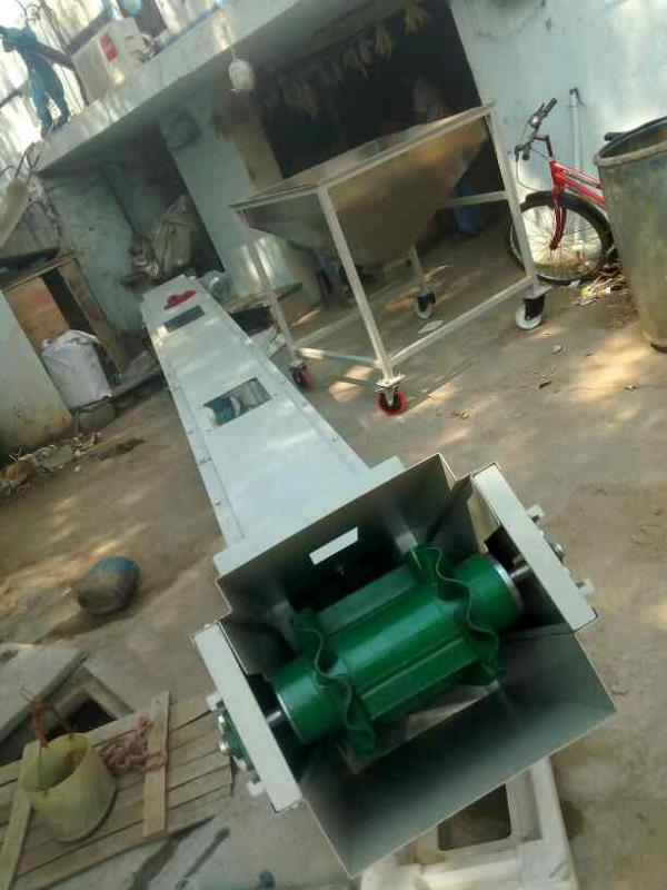 Conveyor for packing machine  - by Value Pack Machinery, Hyderabad