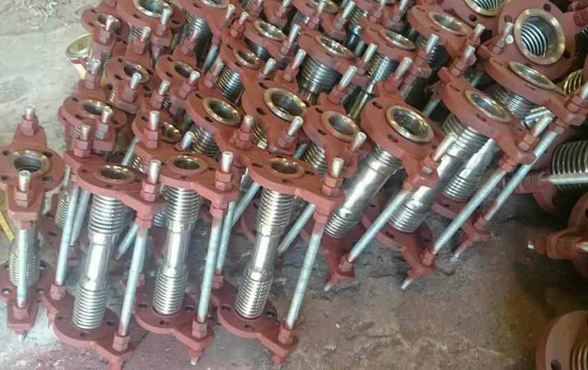 Metal bellows, SS bellows, SS Expansion Bellows, flexible joint, SS corrugated hoses, Rubber Bellow, Teflon Bellow, PTFE bellow in manufacturing in vadodara  - by Shah Expansion Joints Bellows , Vadodara