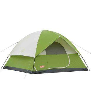 CAMPING TENTS Offering Coleman tents who have an expertise in adventure gears.  Having a premium quality of camping gears, one such product is Coleman tents sundome 3. This camping tent requires 10 min of setup time. Spacious interior - 4 f - by 1800 Sports, Pune